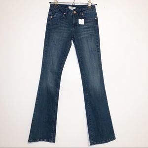 FOREVER 21 Denim Bootcut Jeans
